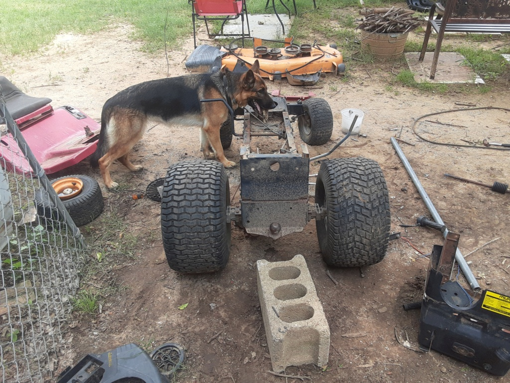 old murray drift mower 20210712