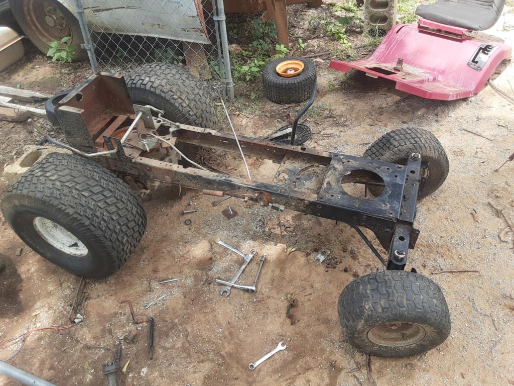 old murray drift mower 20210713