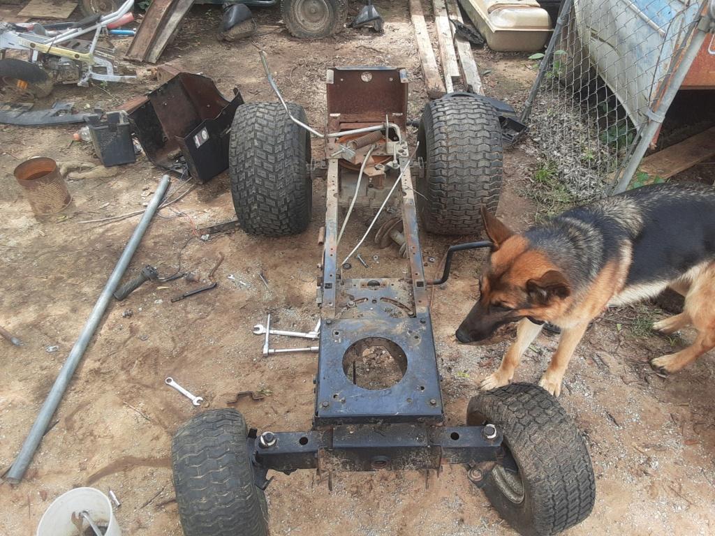 old murray drift mower 20210714