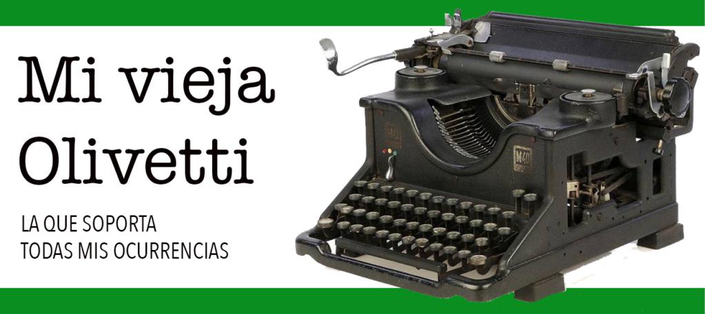 Mi vieja Olivetti Mi_vie20
