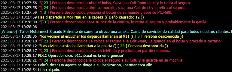 [Reporte] Nacho Fernandeez. Por DM Captur11