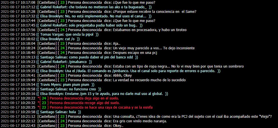 [Reporte] Nacho Fernandeez. Por DM Captur12