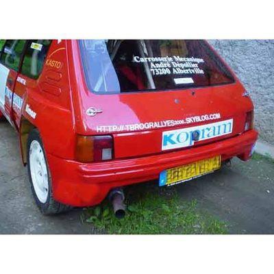 [01]205 GTI 1L9 - 130cv - AM89 - Rouge Vallelunga  Auc20011