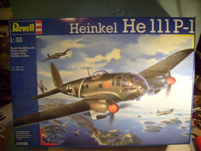 [Revell] heinkel 111P-1 au 32 eme S7301224