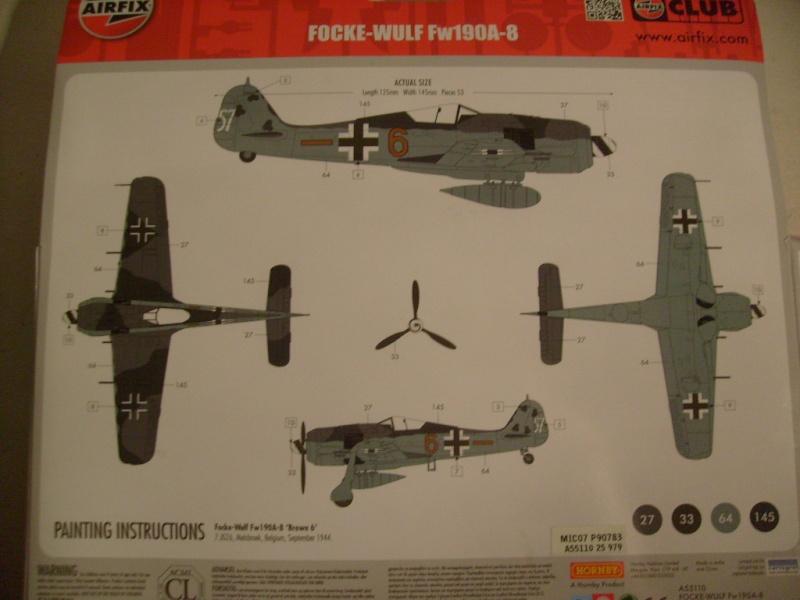 [Airfix] set FW 190 A-8 au 72 eme S7302379
