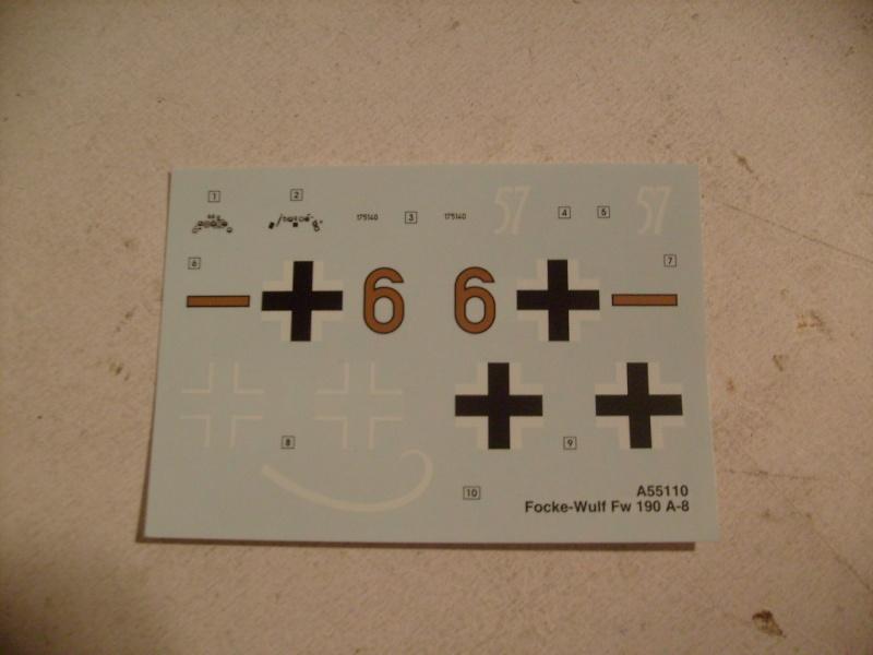 [Airfix] set FW 190 A-8 au 72 eme S7302380