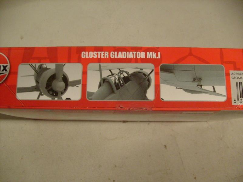 Comparatif GLOSTER GLADIATOR 1/72ème S7302387