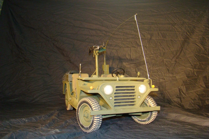 JEEP DRAGON au 1/6  version Jeep Armée du 5 RC en Indochine - Page 3 Jeep_m12