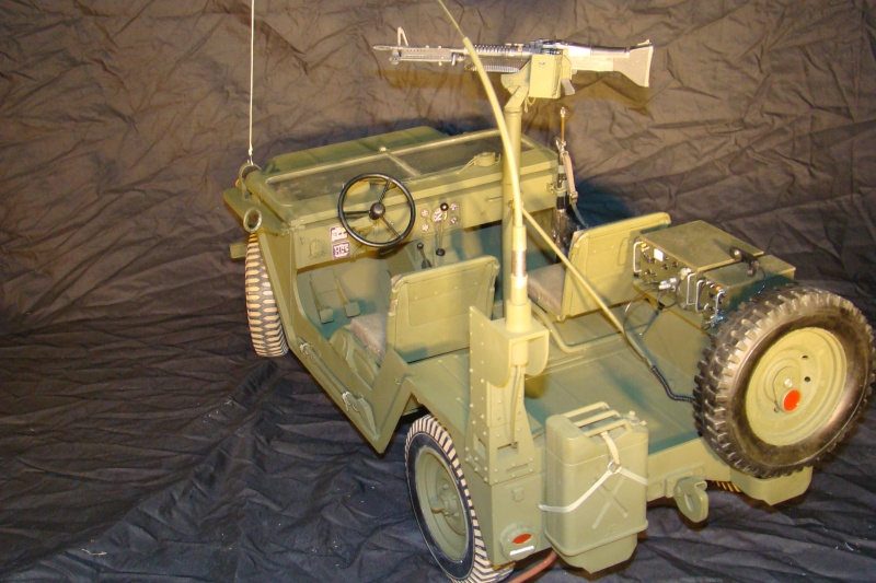 JEEP DRAGON au 1/6  version Jeep Armée du 5 RC en Indochine - Page 3 Jeep_m15