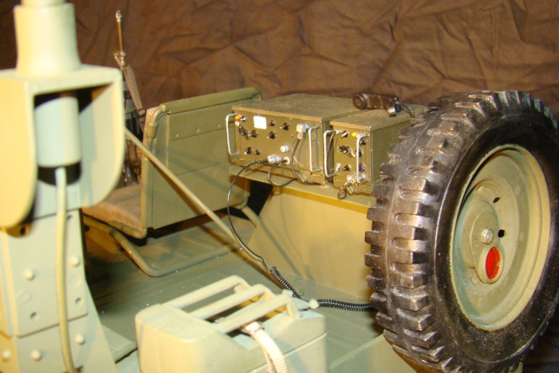 JEEP DRAGON au 1/6  version Jeep Armée du 5 RC en Indochine - Page 3 Jeep_m16