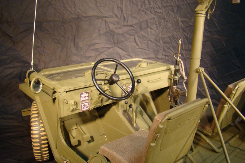 JEEP DRAGON au 1/6  version Jeep Armée du 5 RC en Indochine - Page 3 Jeep_m17