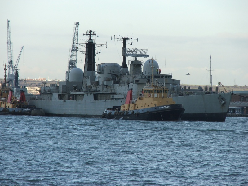 DESTROYERS LANCE-MISSILES CLASSE SHEFFIELD (TYPE 42) Farewe10
