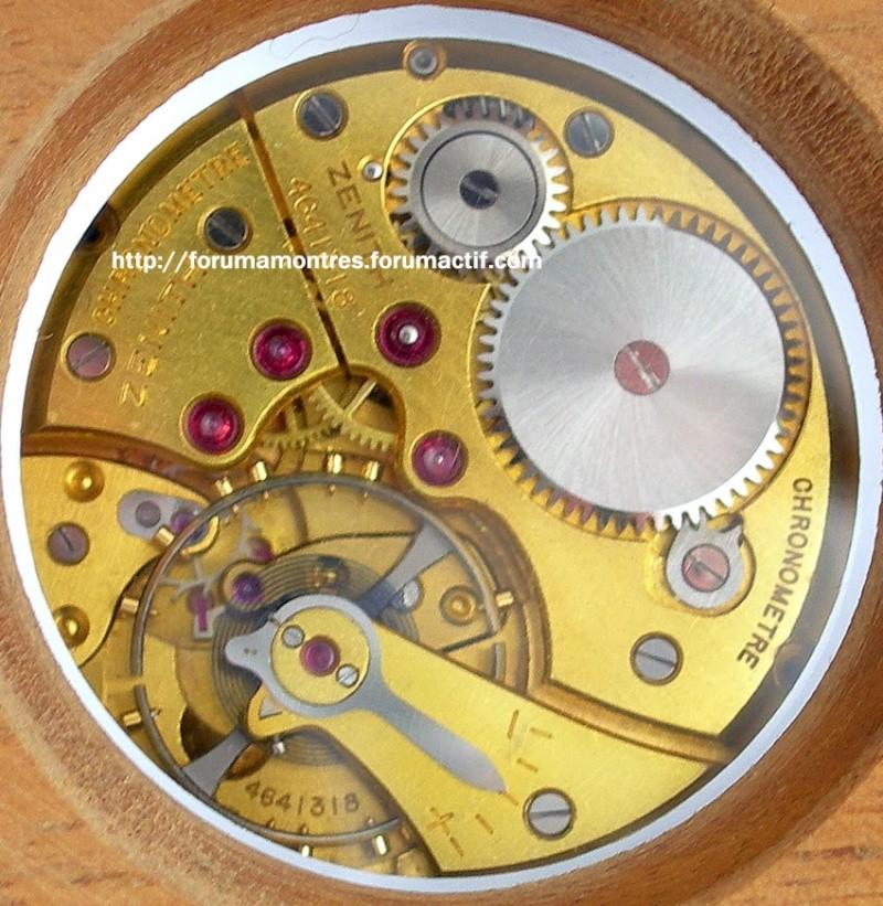 Que sont devenues les montres de concours de chronométrie après les épreuves ?  135cal10