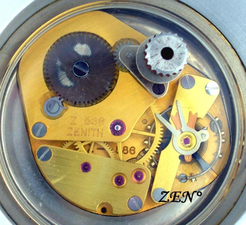 Que sont devenues les montres de concours de chronométrie après les épreuves ?  707cal10