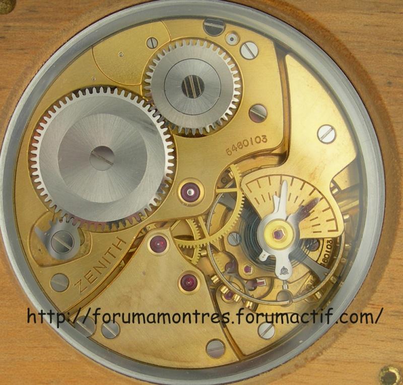 Le métier de chronométrier D-4-1210