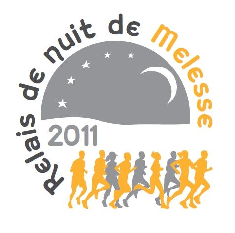 Christian ---) Relais de NUIT 12 mars 2011 à Melesse (35) Logo2010