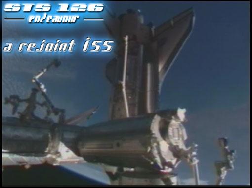 [STS-126] Endeavour : La mission - Page 4 Sts12613
