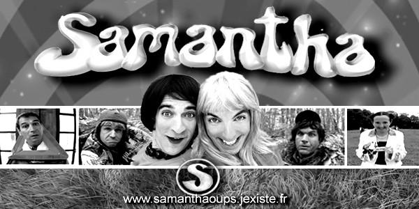 SAMANTHA OUPS!!