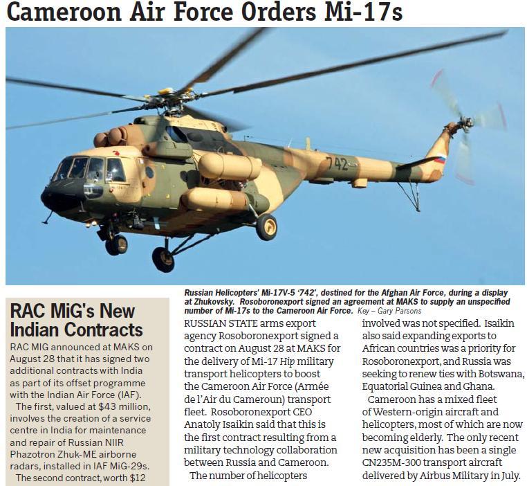 Forces Armées Camerounaises - Page 2 Camero11