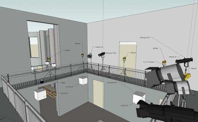 Google Sketch Up... Les plans de feu 3D Pdf_sa10