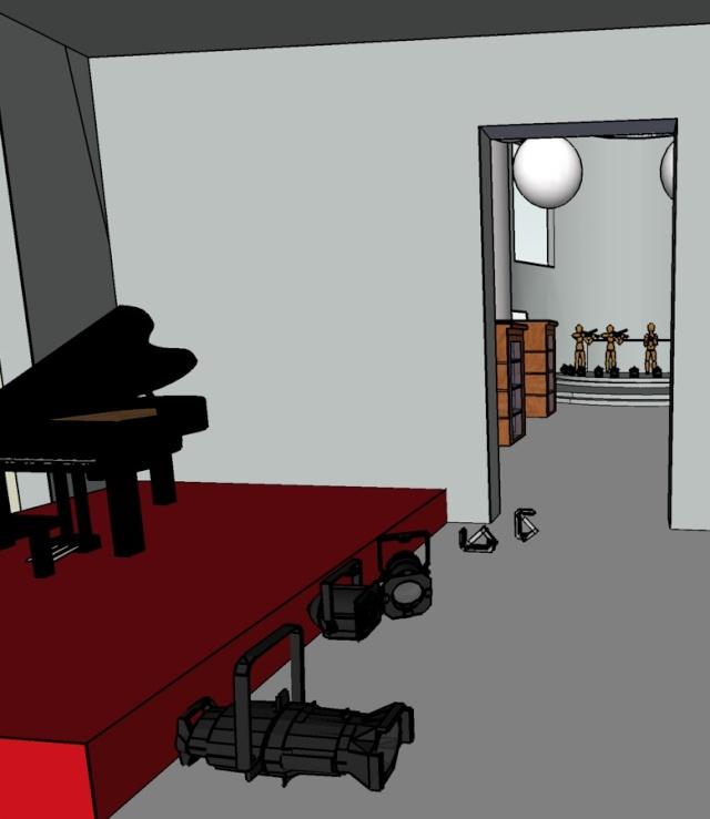 Google Sketch Up... Les plans de feu 3D Save210