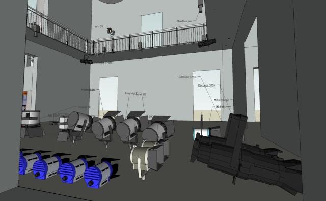 Google Sketch Up... Les plans de feu 3D Save211