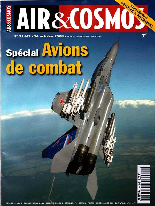 """Revues : """"Air et cosmos"""" numéro 2144 Air_et10"""