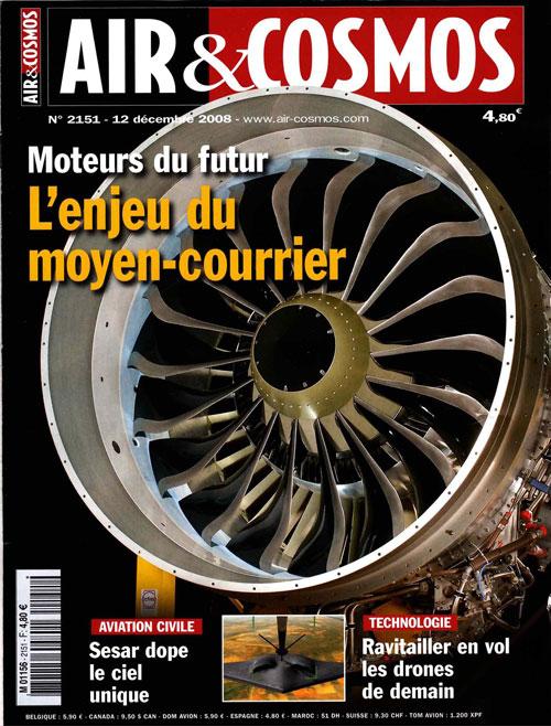 """Revues : """"Air et cosmos"""" numéro 2151 Air_et17"""