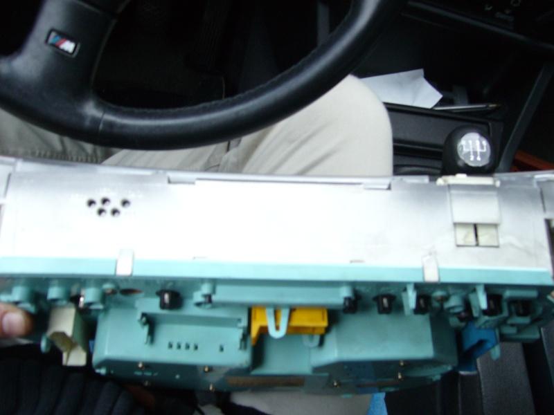 Bmw 320 I E30 Compteur Qui Ne Tourne Plus
