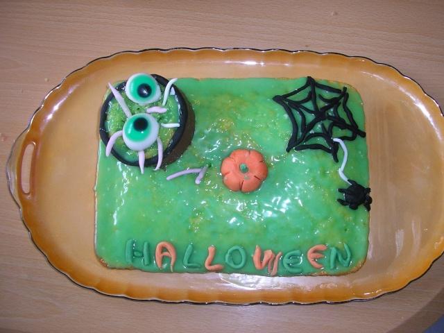 gateau party Halloween P1010010