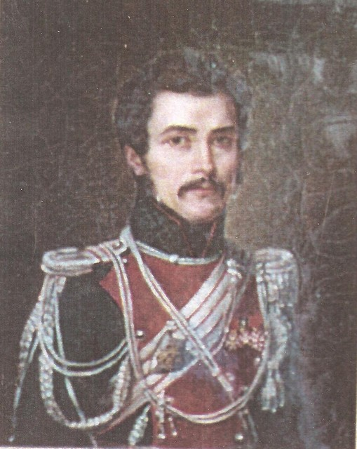 Fayet de Peychaud, Hyppolite (comte de) Portra12