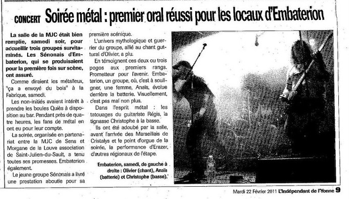 EMBATERION Articl10