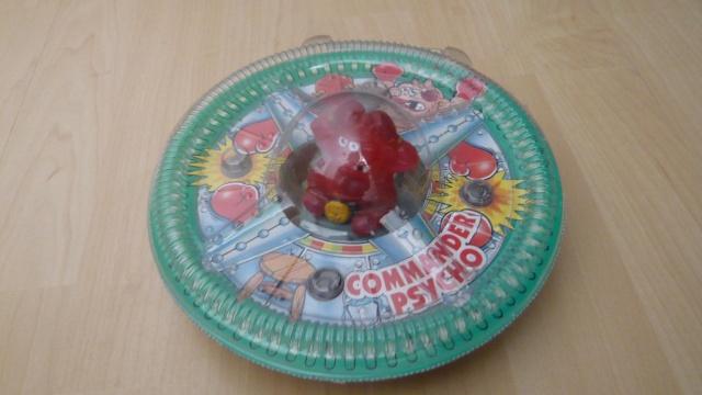 Comic Alien 1993 , petites figurines en PVC Pet_al10