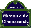 Avenue de Chamarande