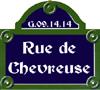 Rue de Chevreuse