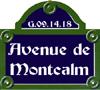 Avenue de Montcalm