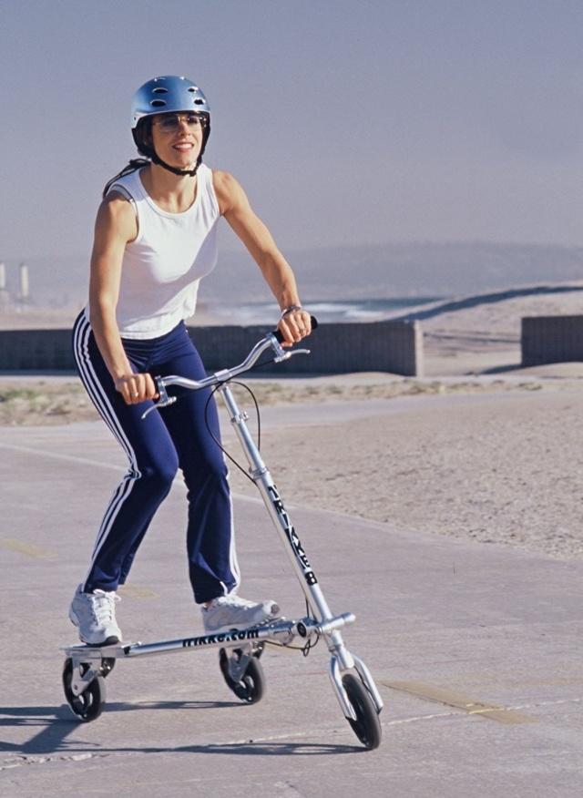 LE STREETSTEPPER ou Vélo Marcheur Woman210