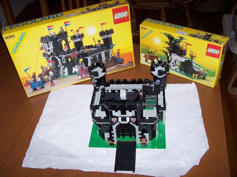 [LEGO] : MOYEN-AGE + liens 100_4813