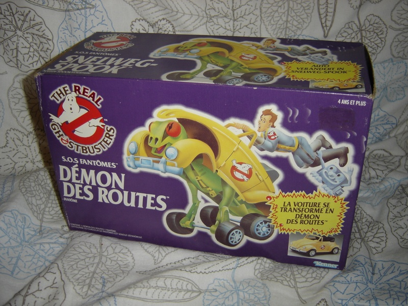 S.O.S Fantômes / The Real Ghostbusters (Kenner) Dsc03040