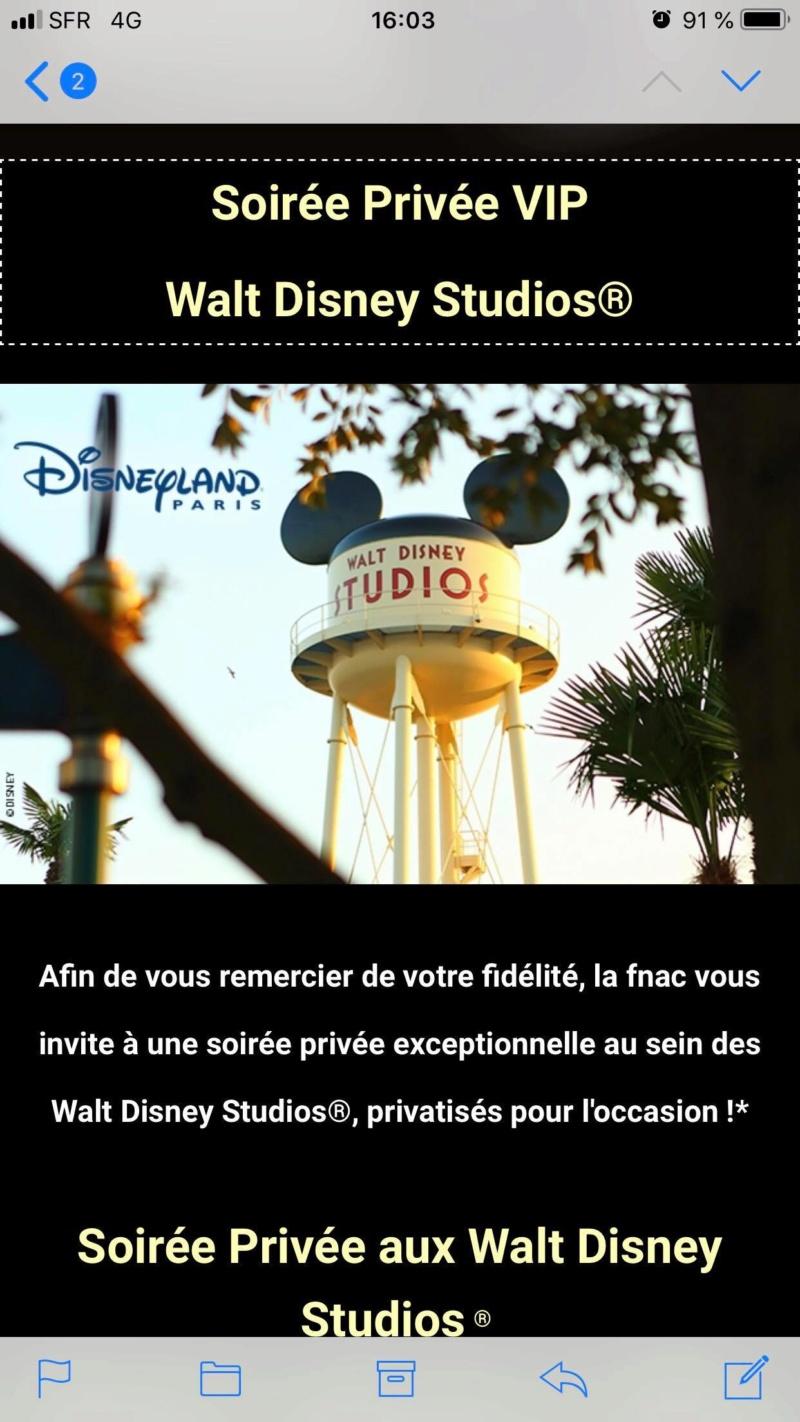 [Soirée PA] La Nuit des Personnages Disney (13 septembre 2019) - Page 7 69995510