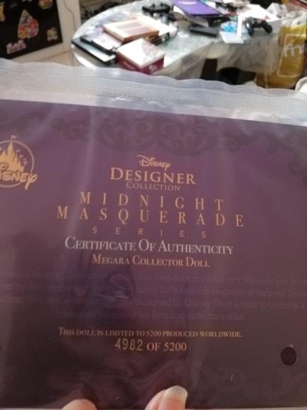 Disney Midnight Masquerade Designer Collection (depuis 2019) - Page 11 73460410