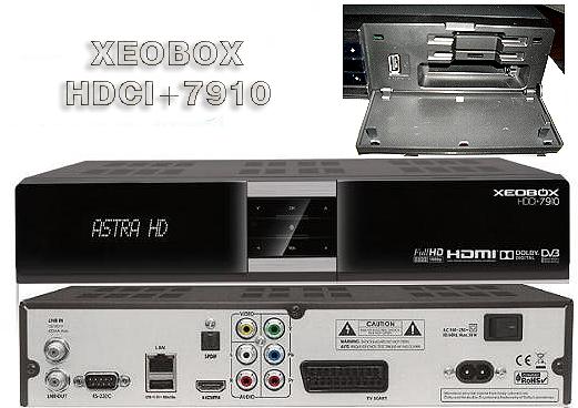 XEOBOX HDCI+ 7910 Xeobox10
