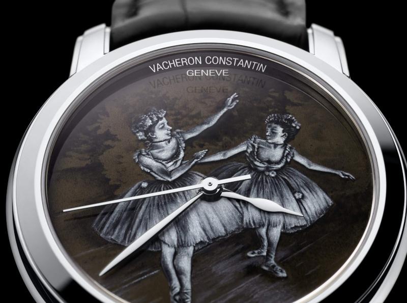 vacheron - [NEWS] Vacheron Constantin : Hommage à l'Art de la danse 86090-13