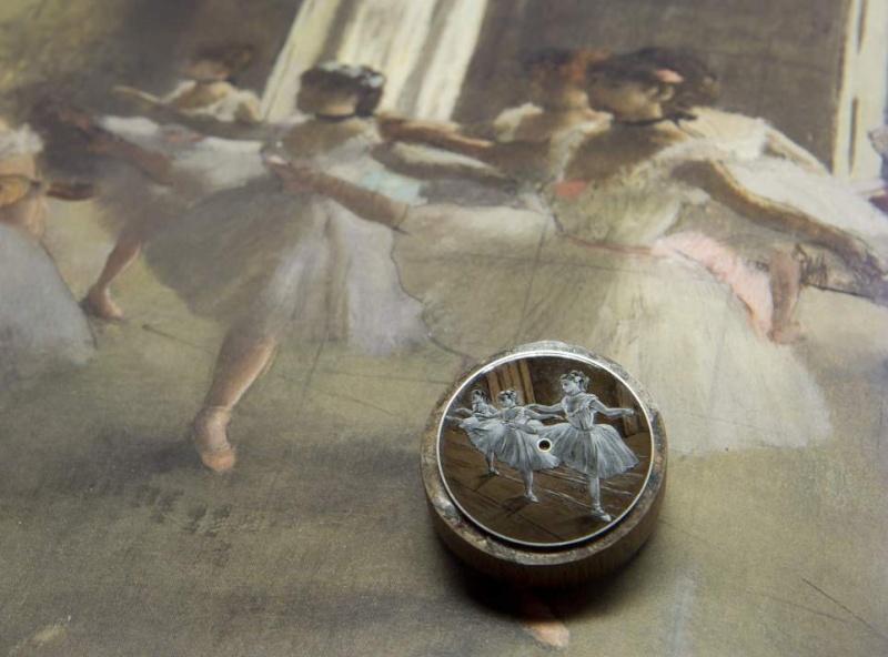 vacheron - [NEWS] Vacheron Constantin : Hommage à l'Art de la danse Making12