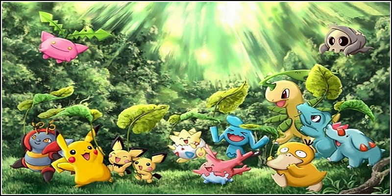 Pokemon RE: évolution