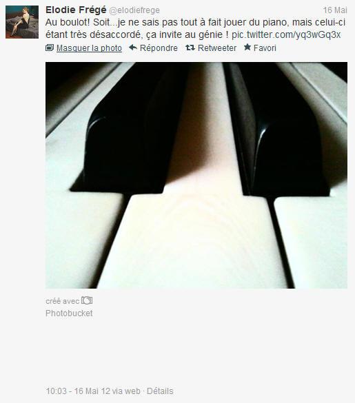 Messages d'Elodie Frégé sur Facebook (de Août 2013 à Avril 2014) 12170510