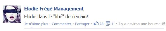 Messages d'Elodie Frégé Management sur Facebook - Page 23 123elo11