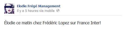 Messages d'Elodie Frégé Management sur Facebook - Page 23 810