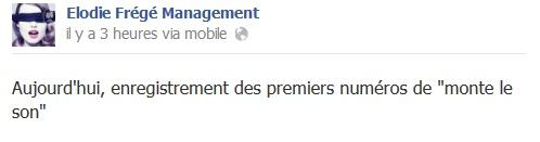 Messages d'Elodie Frégé Management sur Facebook - Page 23 Aujour10