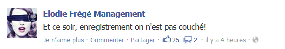 Messages d'Elodie Frégé Management sur Facebook - Page 23 C10